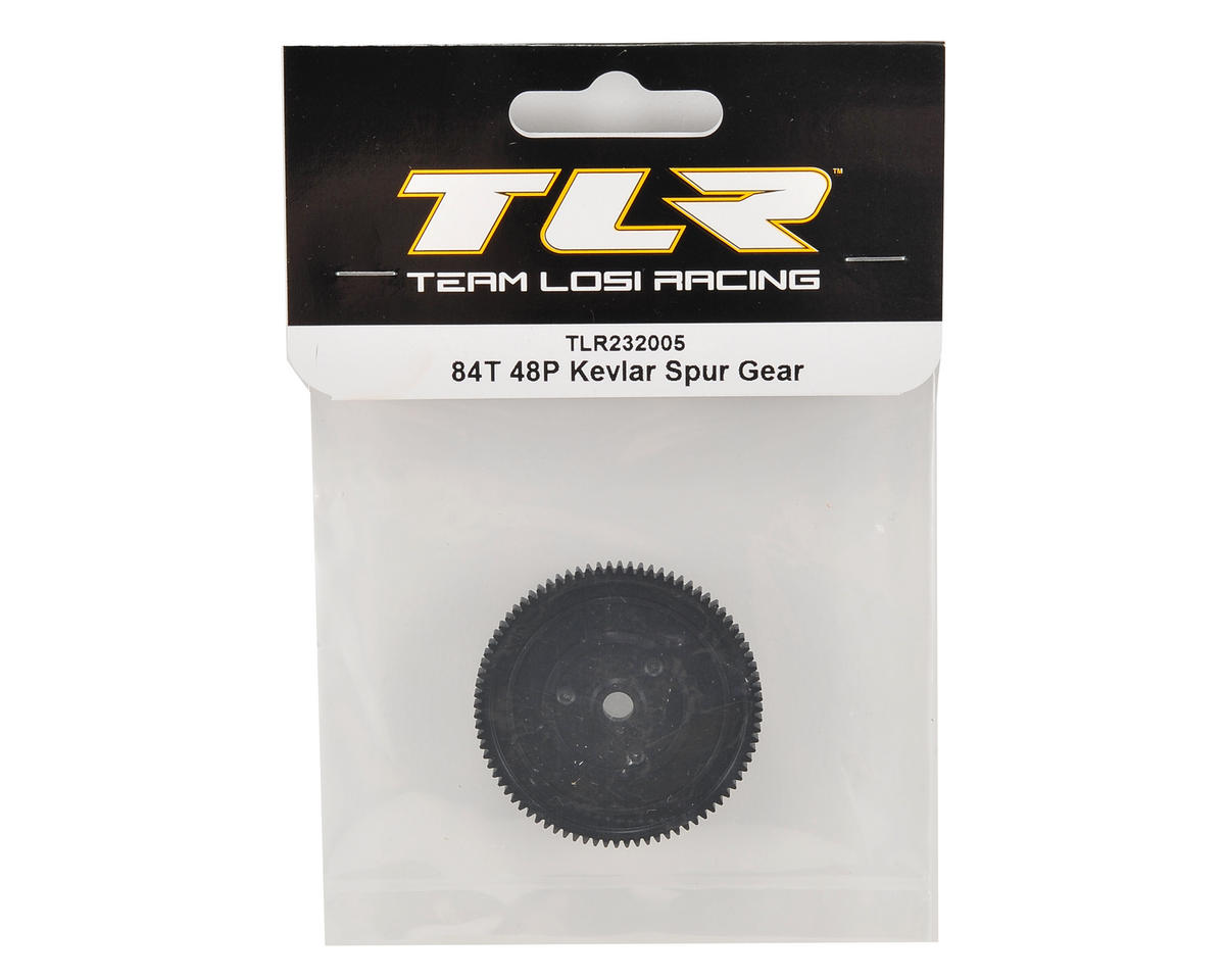 Team Losi Racing 48P Kevlar Spur Gear (84T)