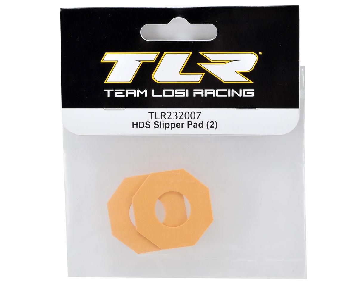 Team Losi Racing HDS Slipper Pad (2)