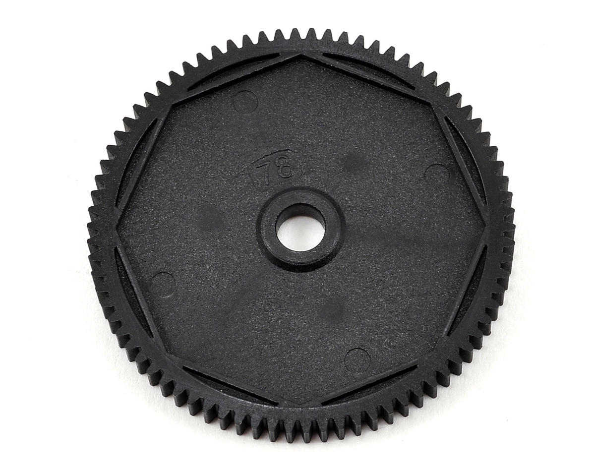 Team Losi Racing 48P HDS Spur Gear (78T) (Made with Kevlar)