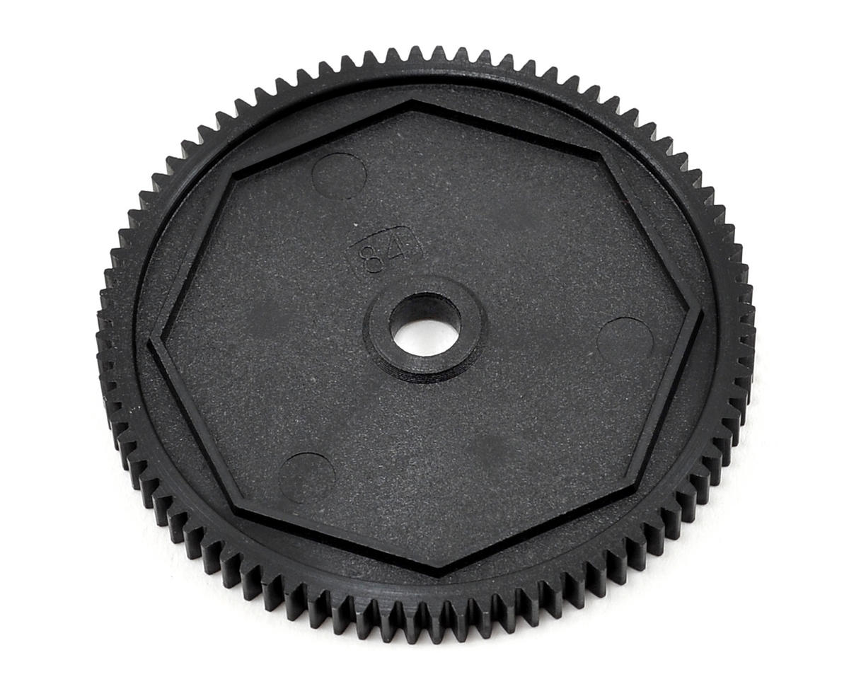 48P HDS Spur Gear (84T) (Made with Kevlar) by Team Losi Racing