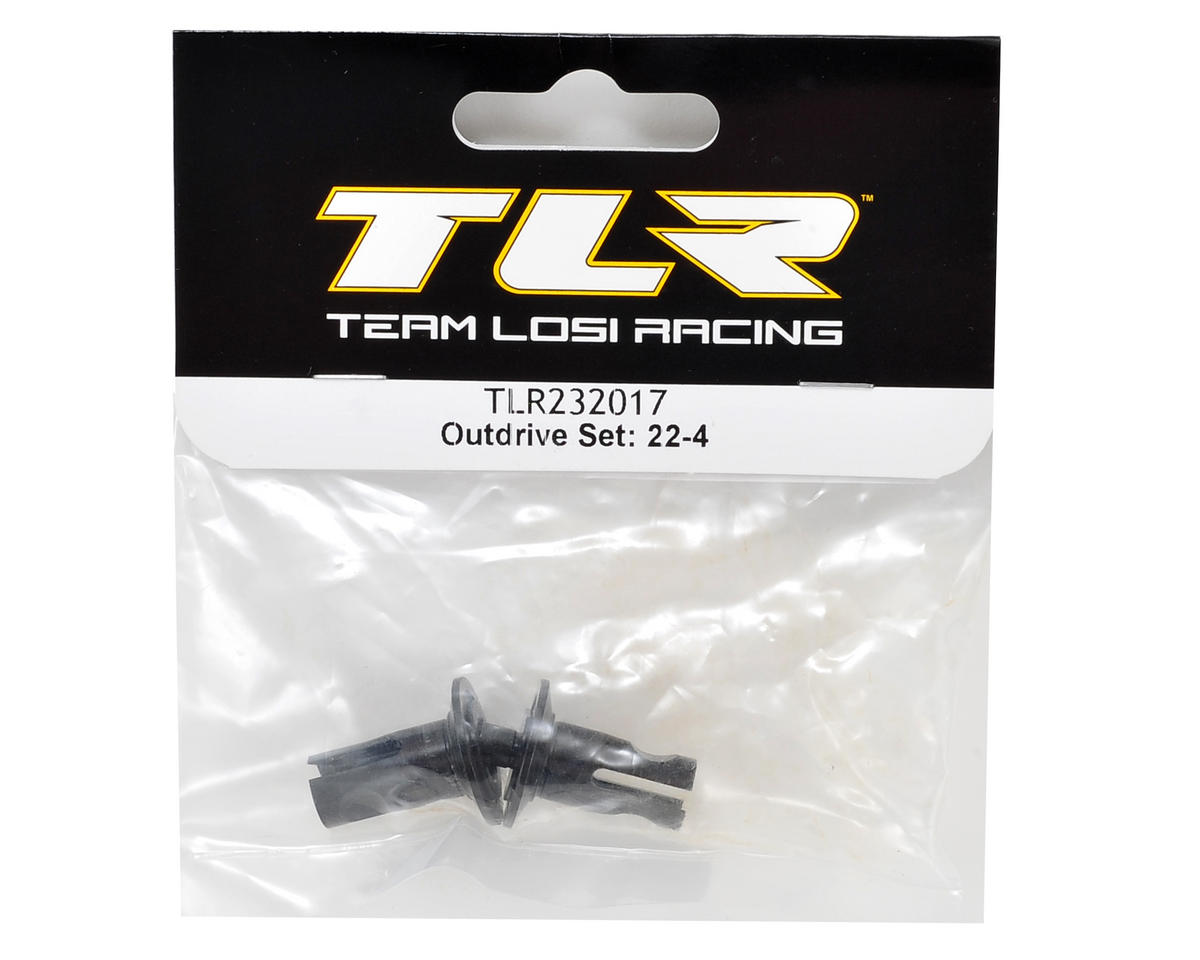 Team Losi Racing 22-4 Outdrive Set