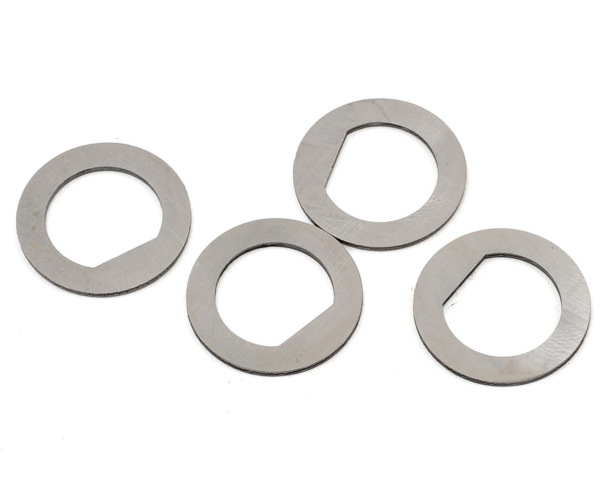 22-4 Differential Rings (4) by Team Losi Racing