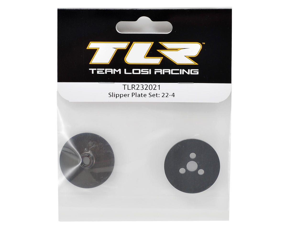 Team Losi Racing 22-4 Slipper Plate Set