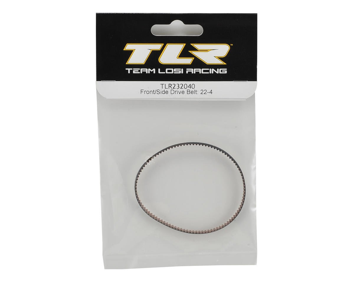 Team Losi Racing 22-4 Front/Side Drive Belt