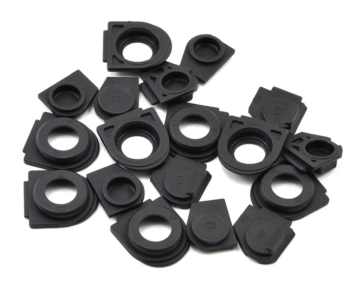 Team Losi Racing 22-4 2.0 Driver Belt Adjustment Insert Set