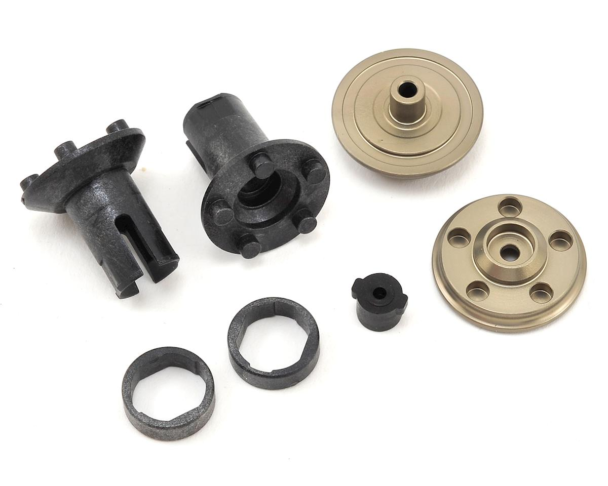 Team Losi Racing 22 3.0 SPEC-Racer Outdrive & Differential Hub Set