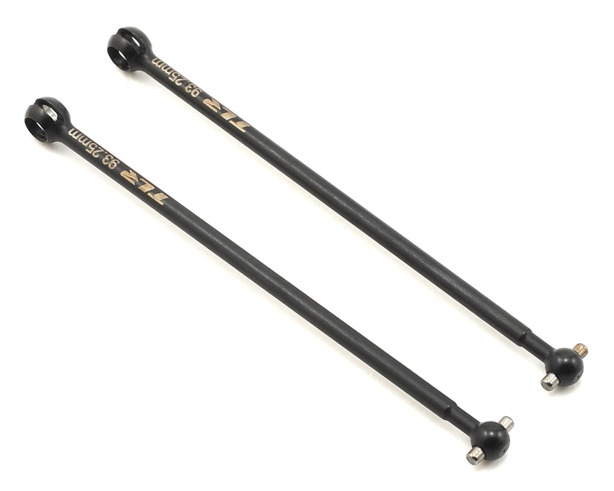 Team Losi Racing 93.25mm 22SCT 3.0 CVA Driveshaft Bone (2)
