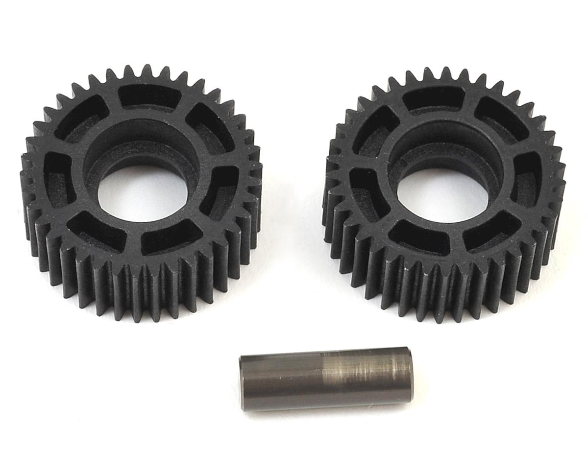 22 4.0 Laydown Idler Gear & Shaft by Team Losi Racing