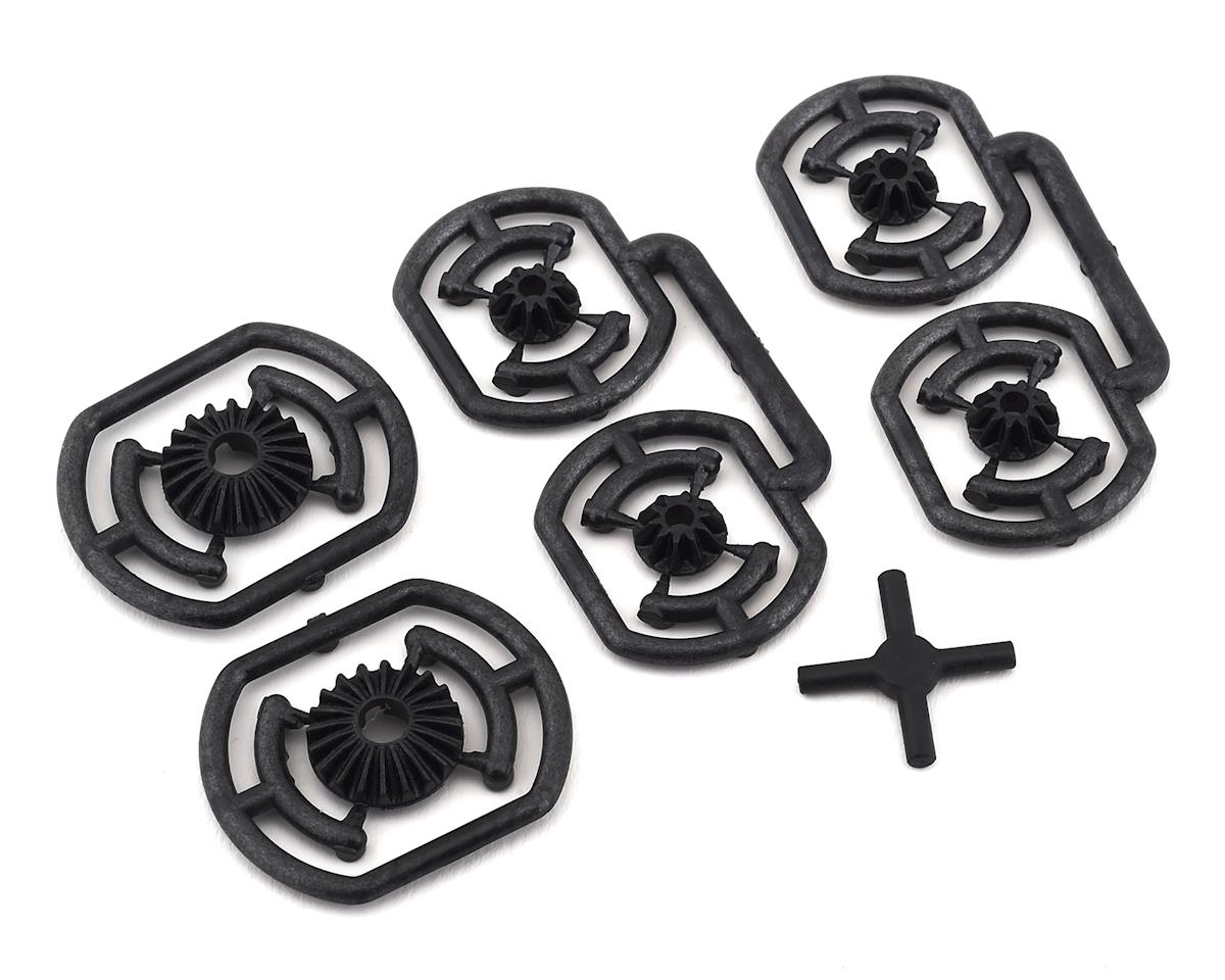 Team Losi 22 5.0 AC Racing G2 Gear Differential Set