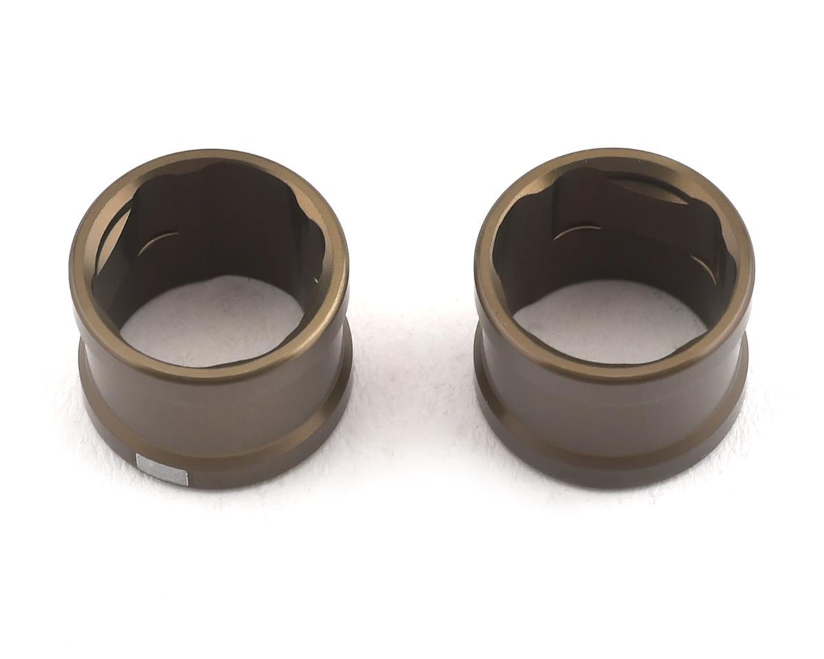 Team Losi Racing 22 5.0 SR Aluminum Saver Ring (2)
