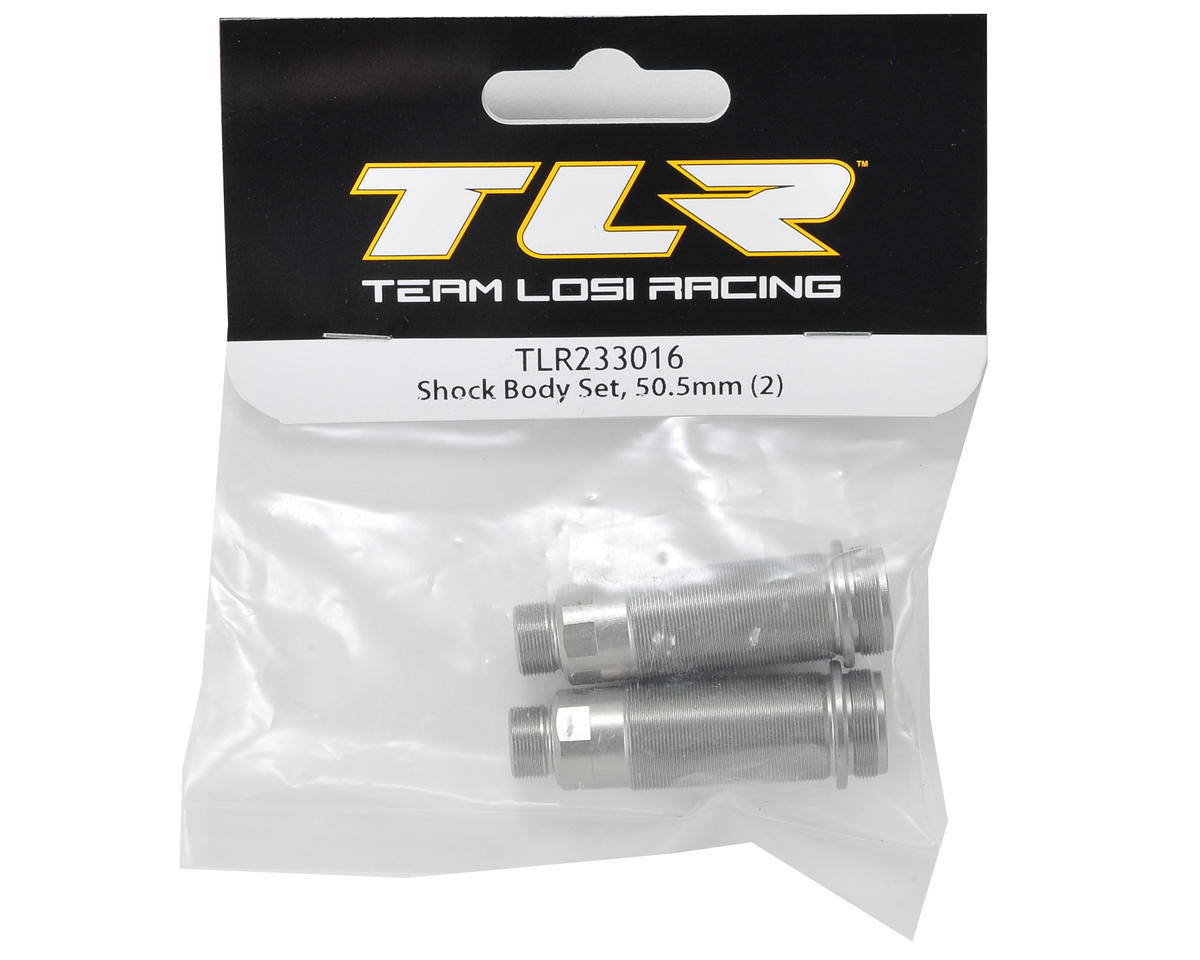 50.5mm Shock Body (2) by Team Losi Racing