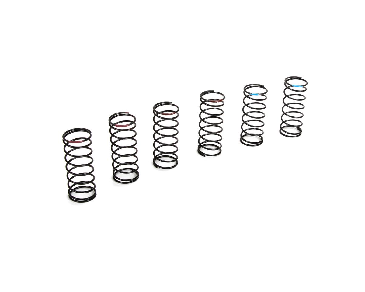Team Losi Racing Front Spring Set (3 Pair) (Hard)