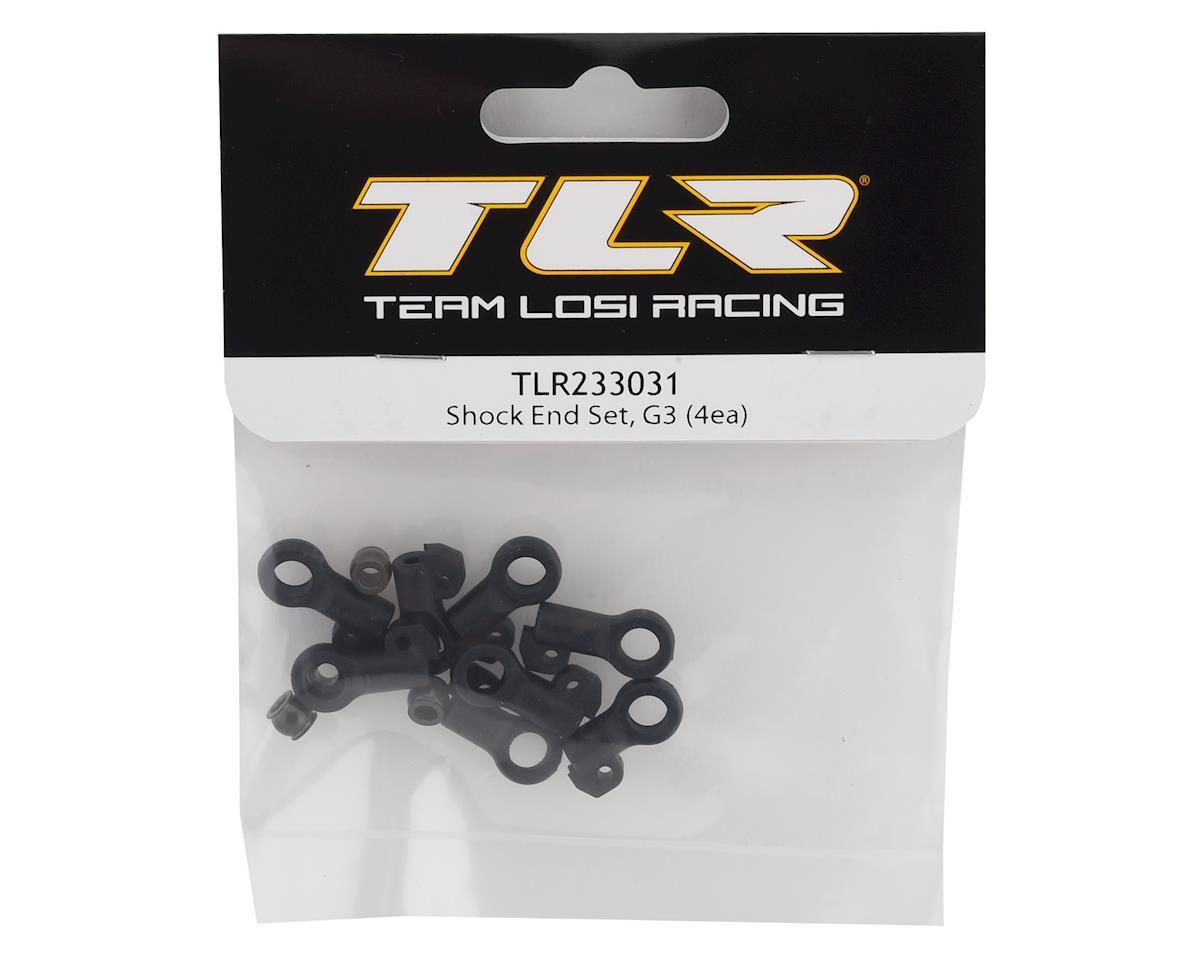 Team Losi Racing G3 Shock End Set (4)