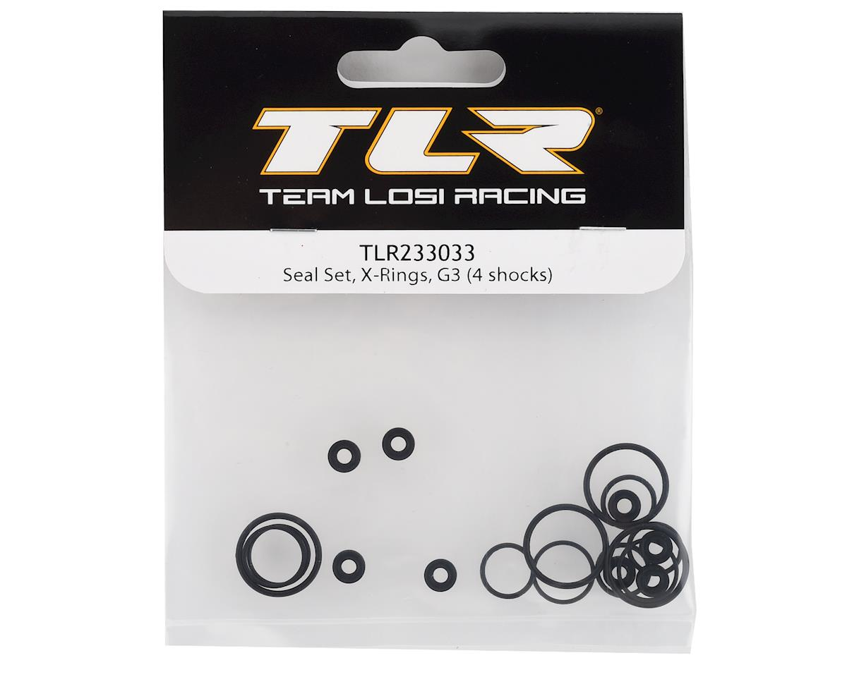 Team Losi Racing G3 X-Rings Seal Set
