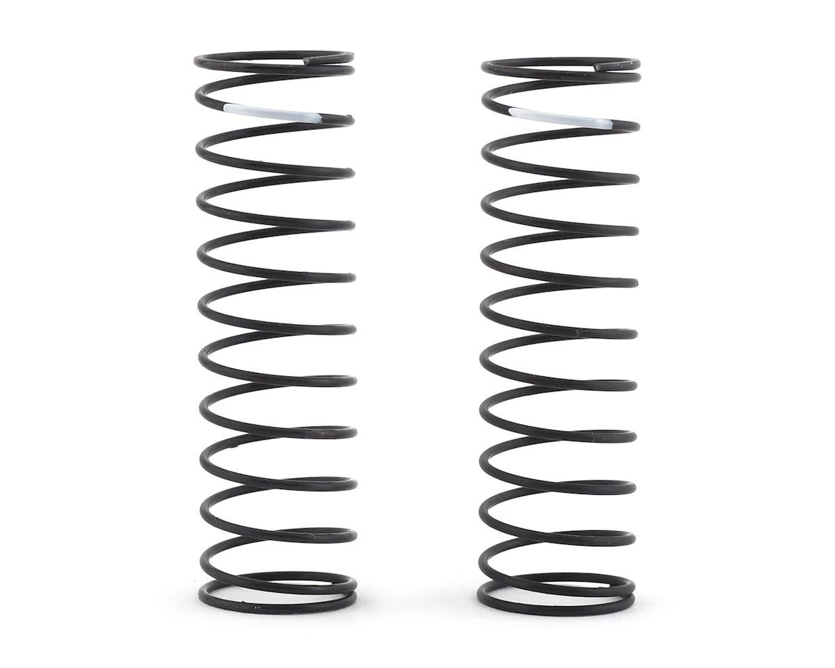 Team Losi Racing 12mm Low Frequency Rear Springs (White) (2)