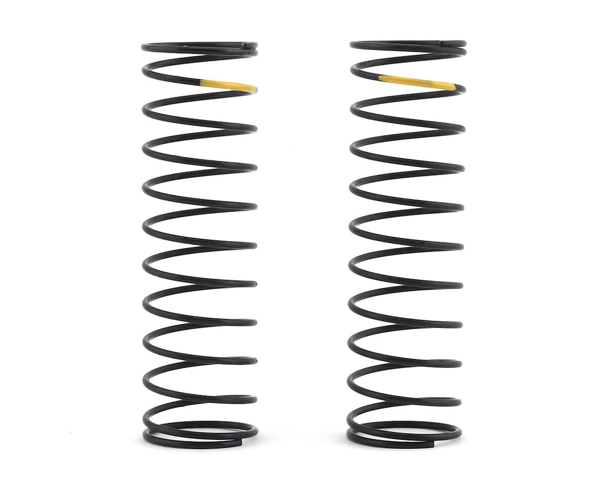 Team Losi Racing 12mm Low Frequency Rear Springs (Yellow) (2)