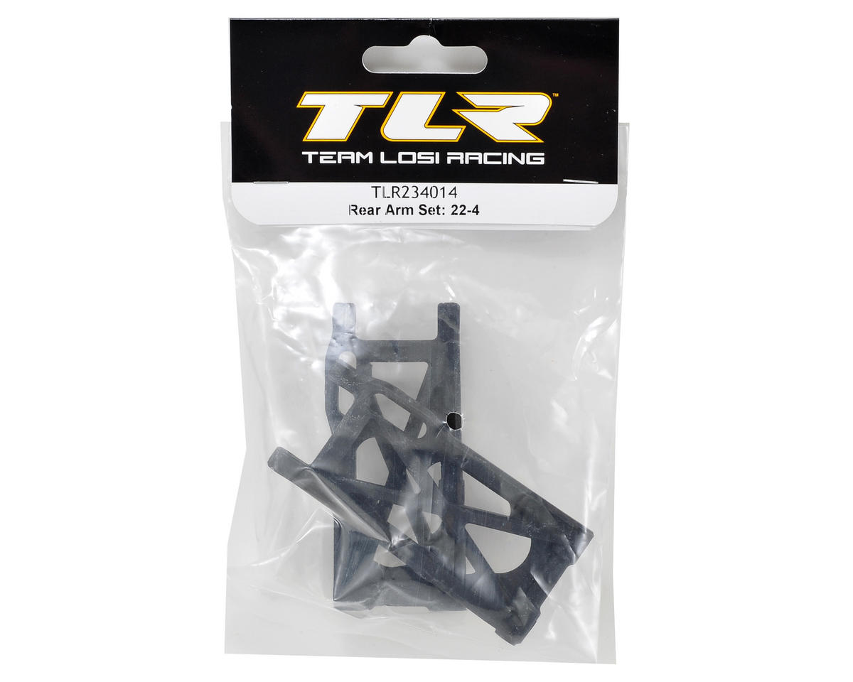 Team Losi Racing 22-4 Rear Suspension Arm Set