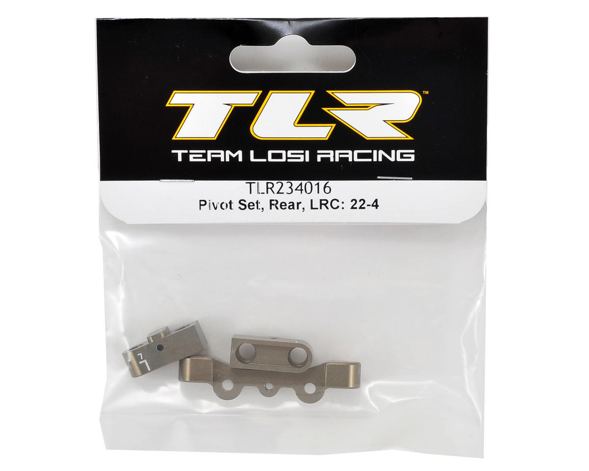 Team Losi Racing Rear LRC Pivot Set
