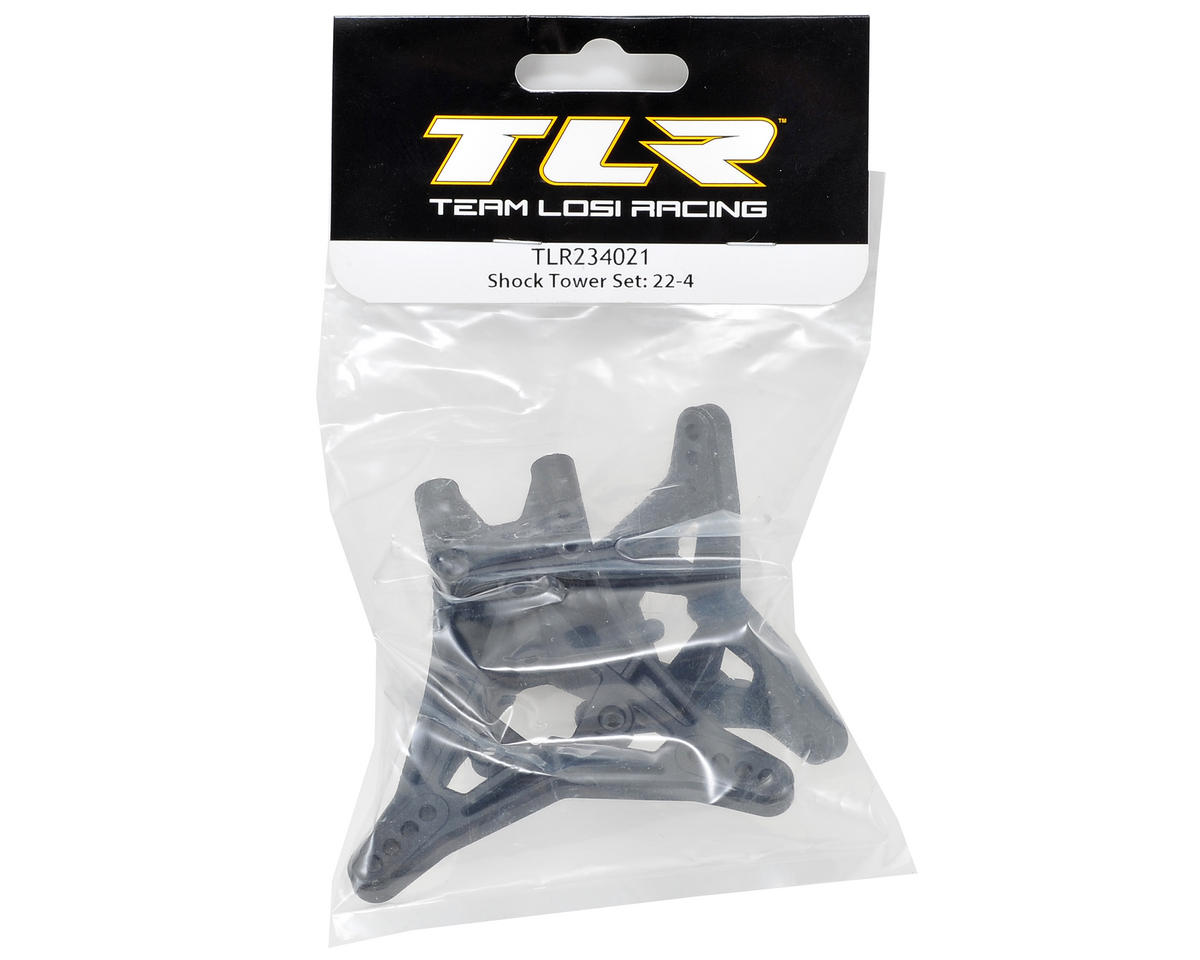 Team Losi Racing 22-4 Shock Tower Set