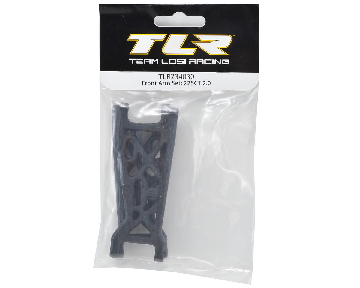 Team Losi Racing Front Arm Set
