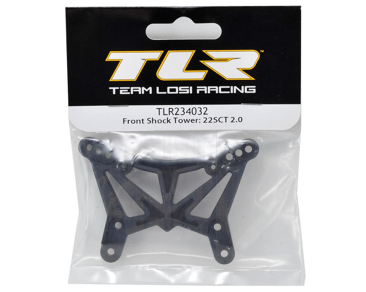 Team Losi Racing Front Shock Tower