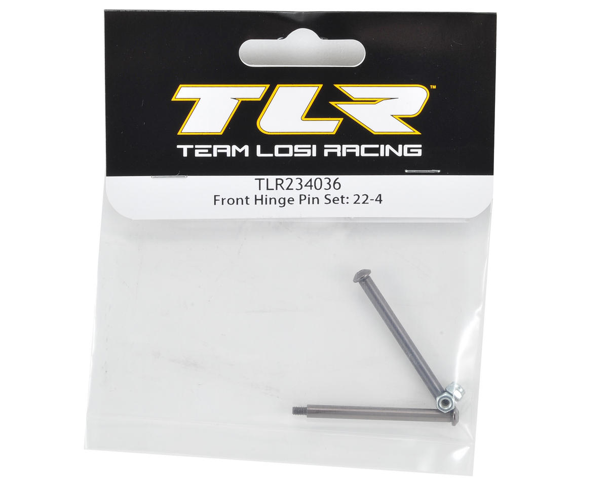 Team Losi Racing 22-4 Front Hinge Pin Set