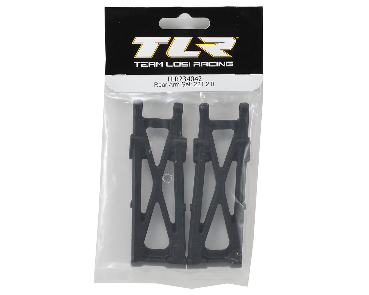 Rear Arm Set by Team Losi Racing