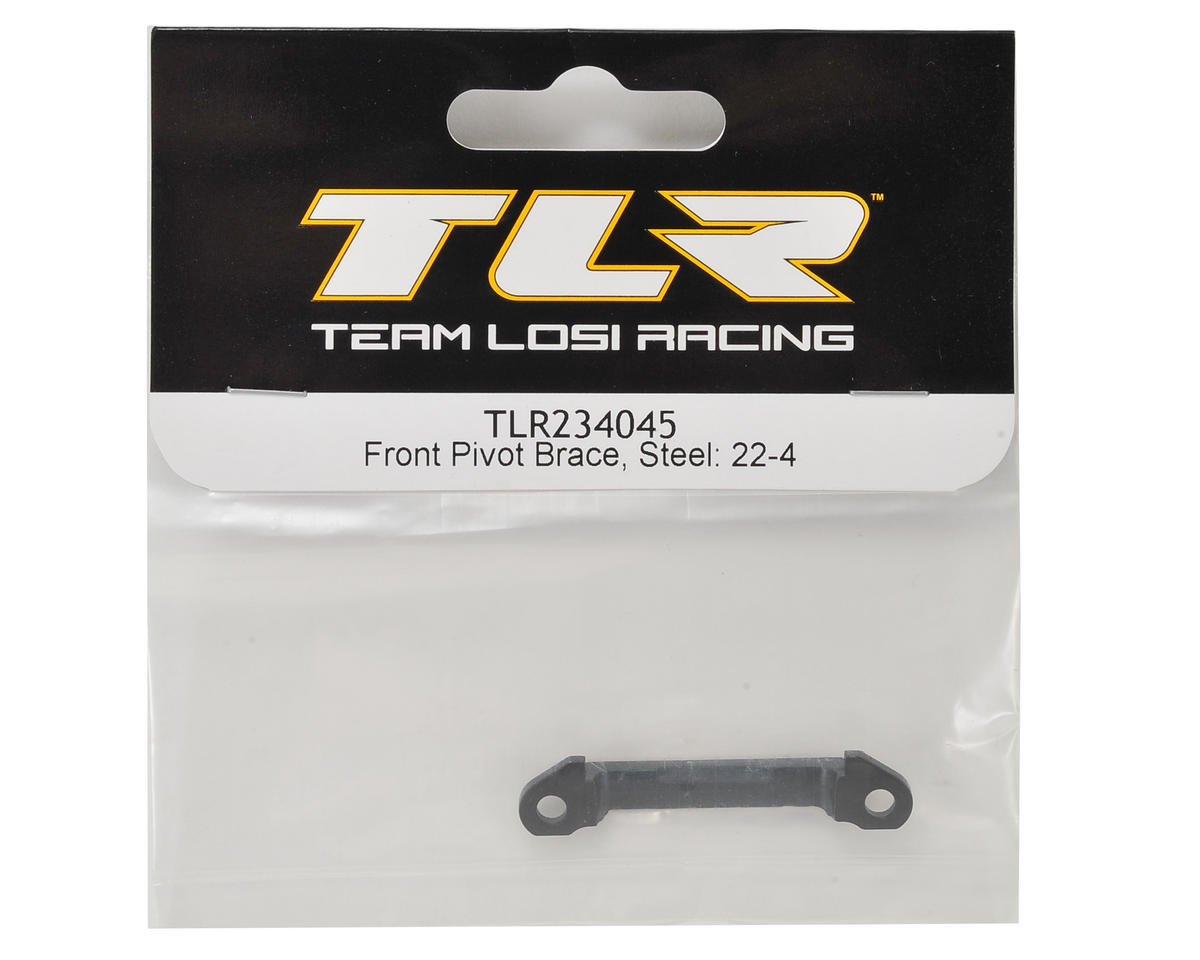 Team Losi Racing 22-4 Steel Front Pivot Brace