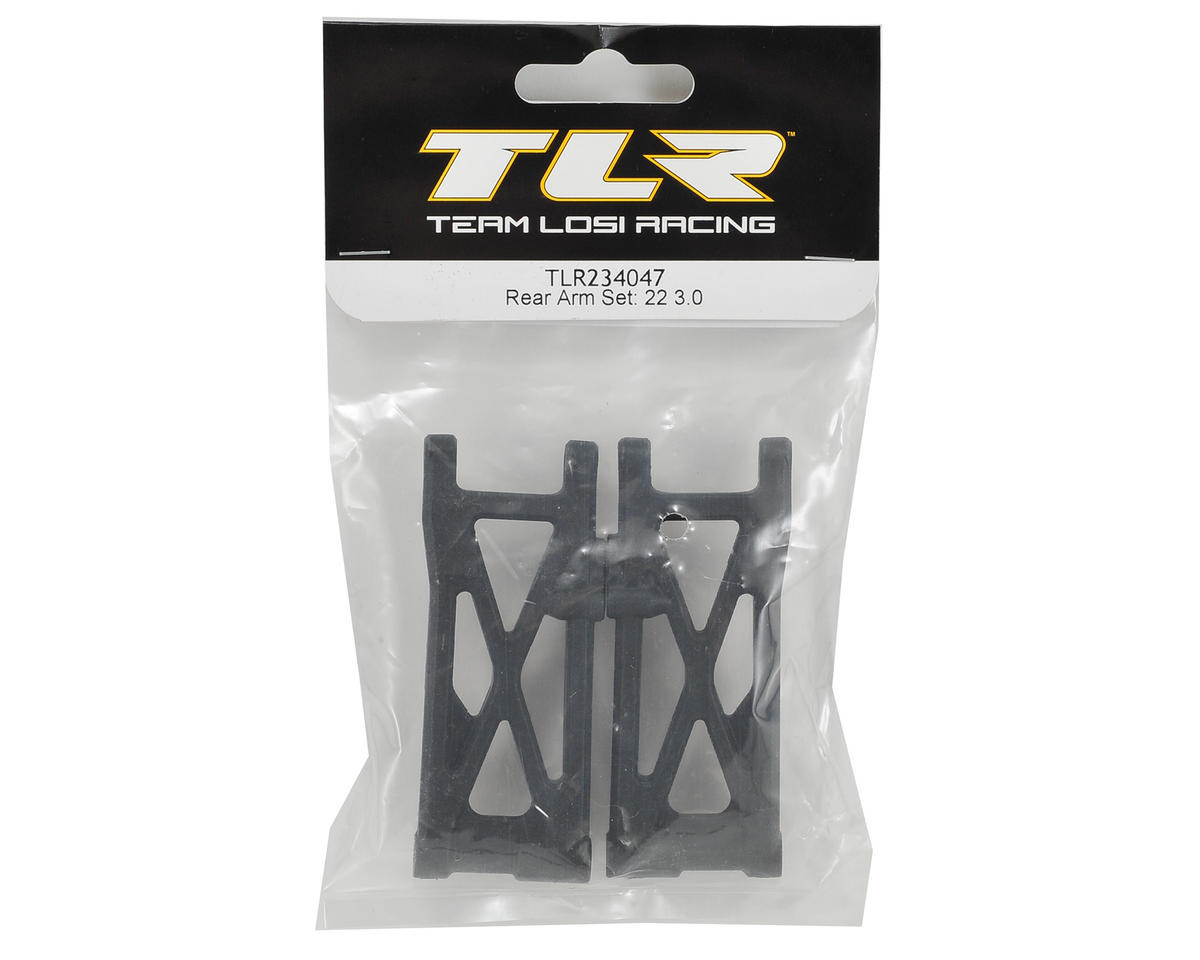 Team Losi Racing 22 3.0 Rear Arm Set