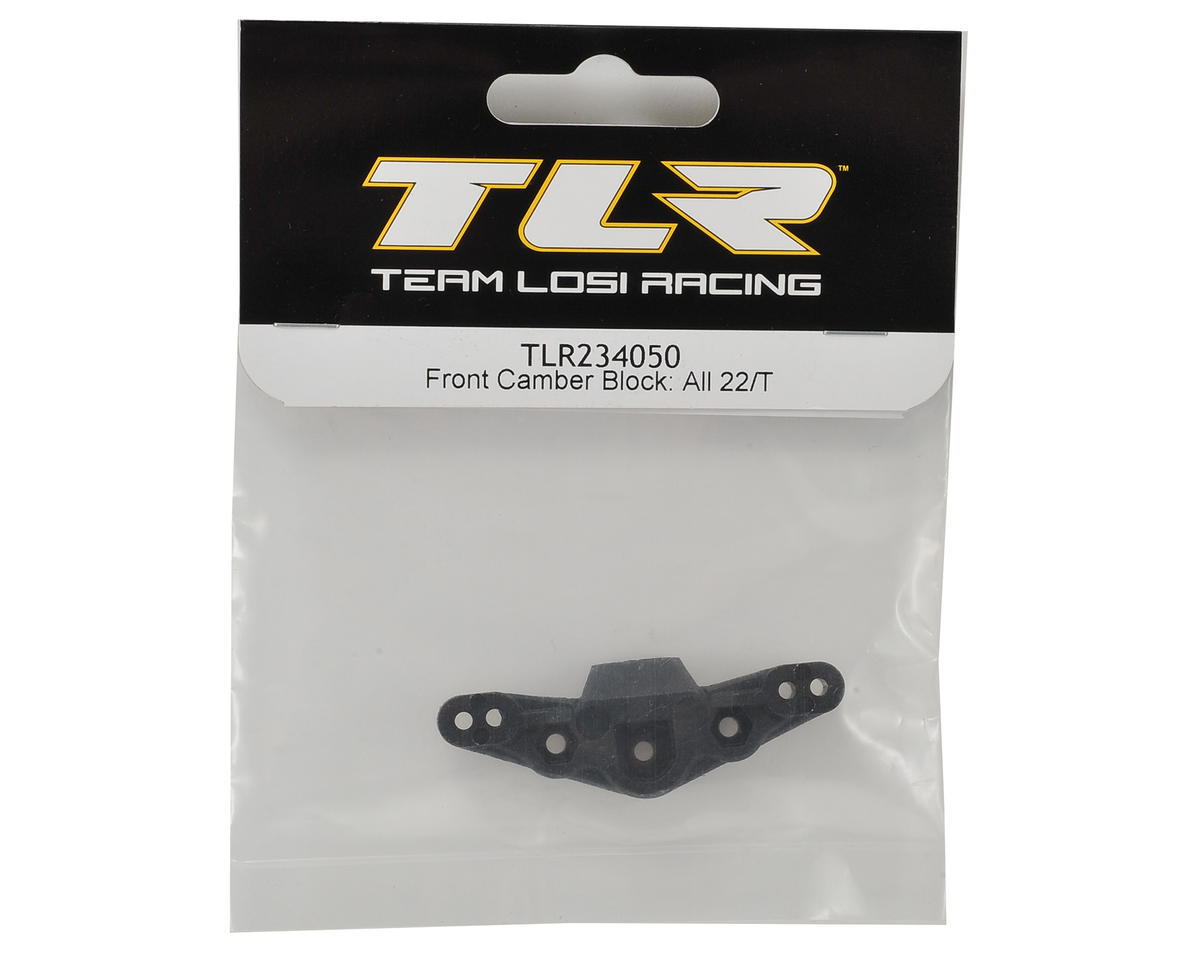 Team Losi Racing 22 3.0 Front Camber Block