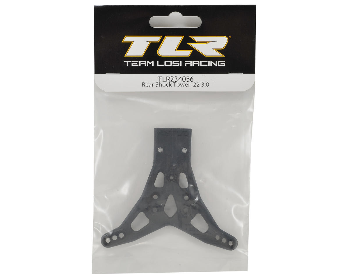 Team Losi Racing 22 3.0 Rear Shock Tower