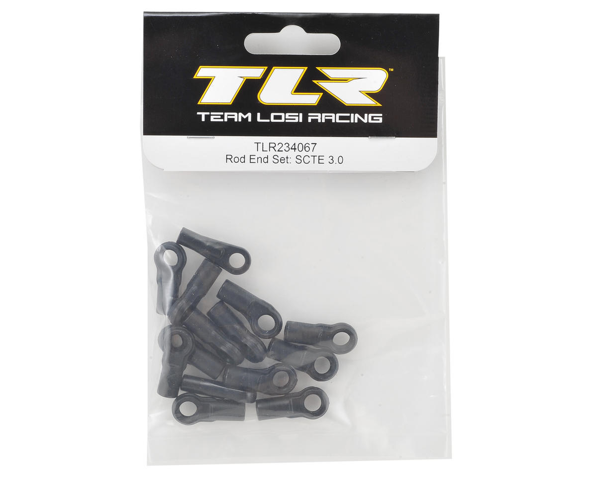 Team Losi Racing TEN-SCTE 3.0 Rod End (14)