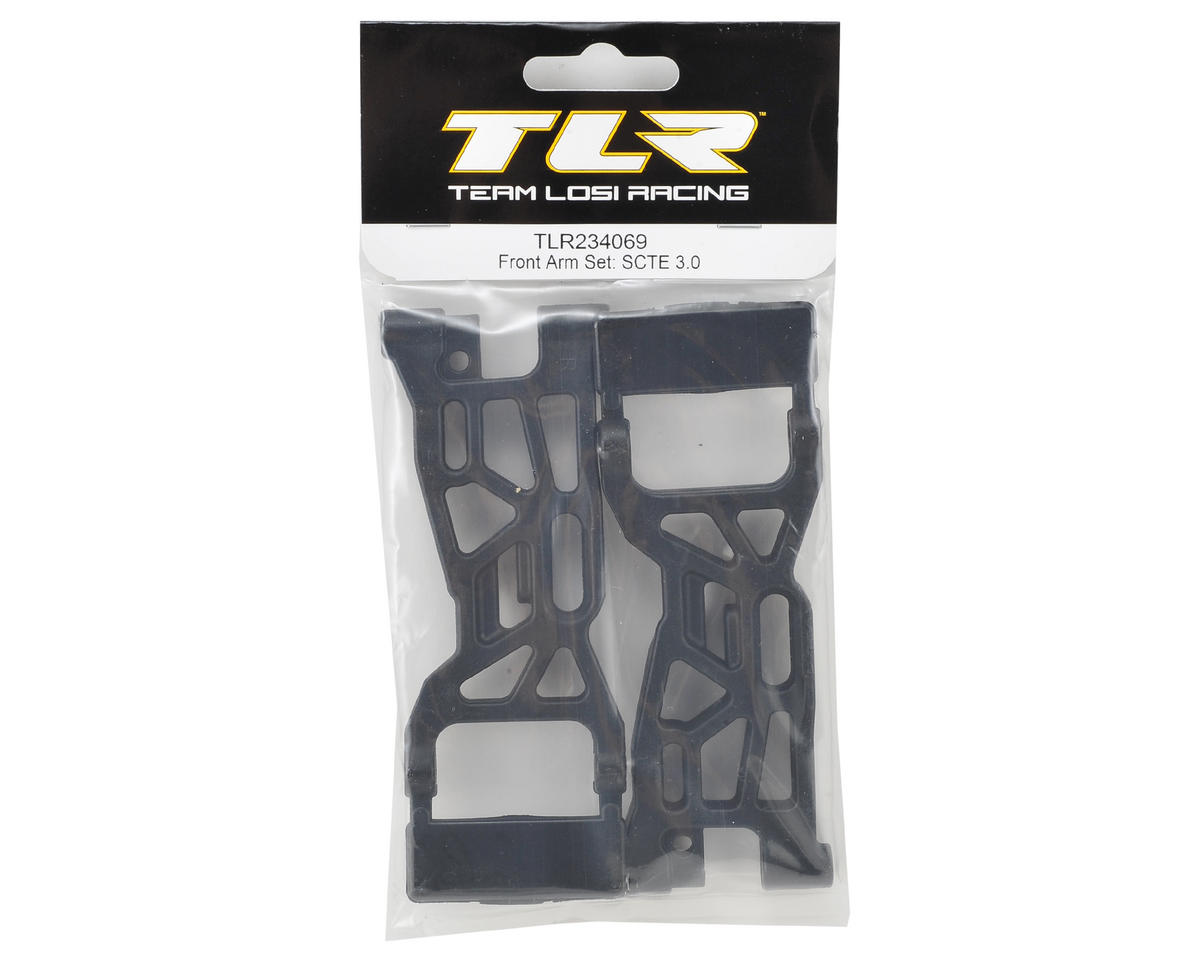 Team Losi Racing TEN-SCTE 3.0 Front Arm Set