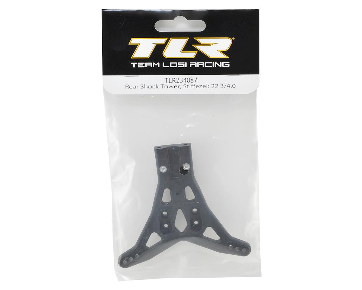 Team Losi Racing 22 4.0 Stiffezel Rear Shock Tower