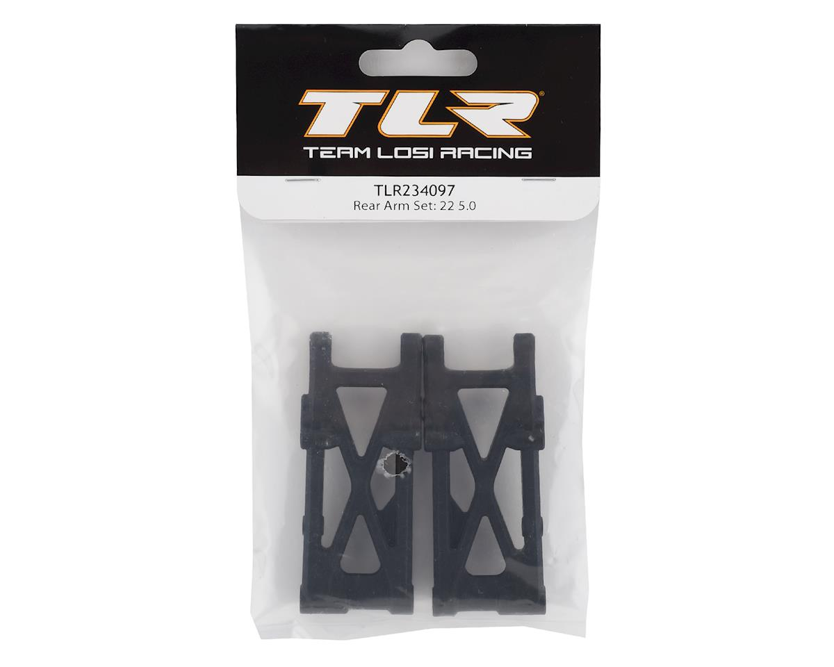 Team Losi Racing 22 5.0 Rear Arm Set