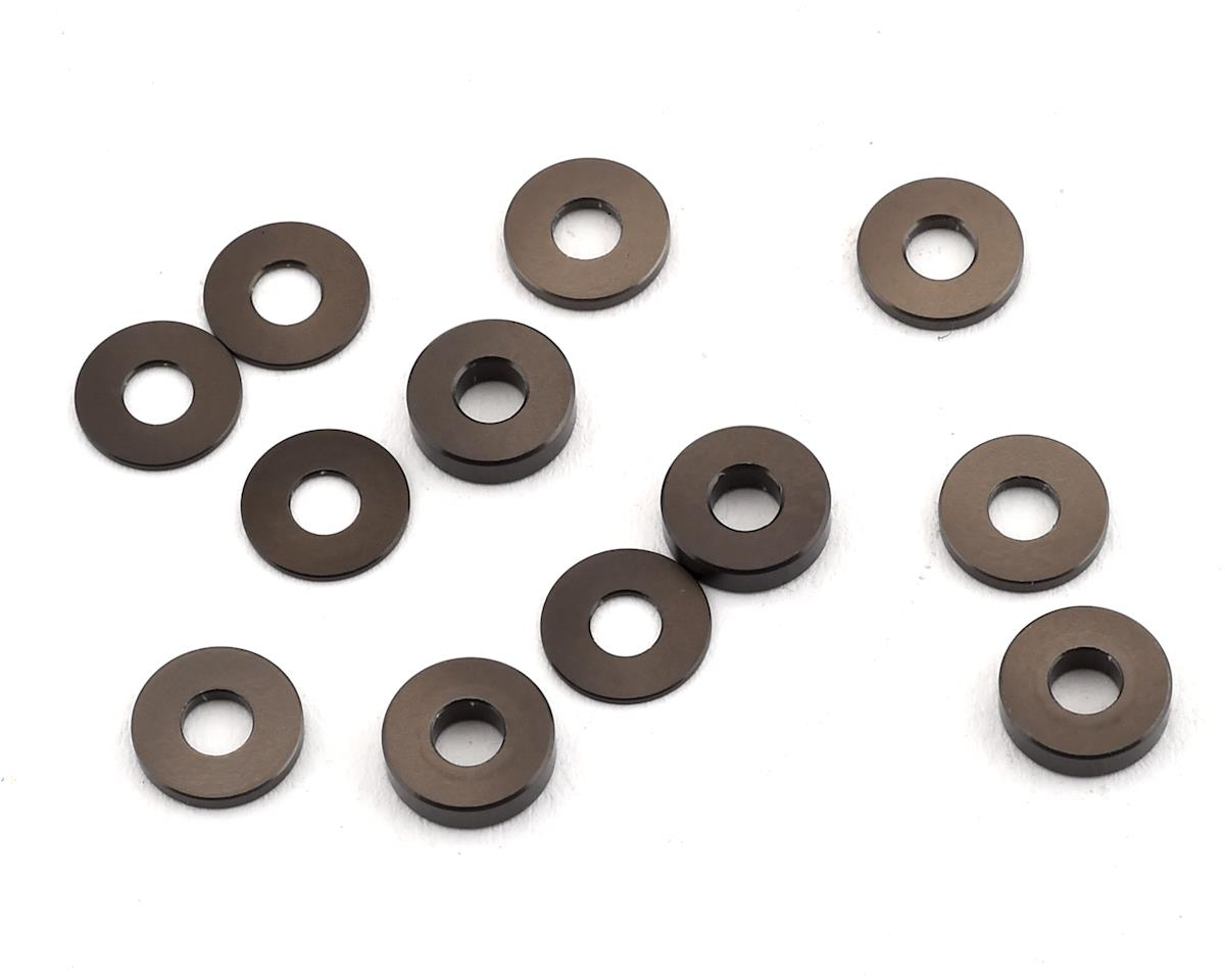 Team Losi Racing M3 Aluminum Washer Set (Hard Anodized) | relatedproducts