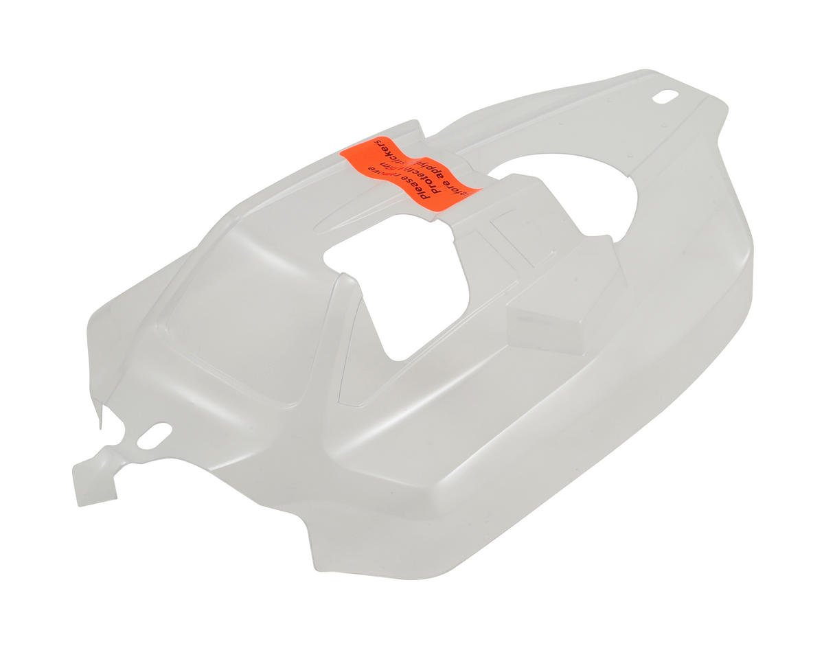 8IGHT 4.0 Cab Forward Body (Clear) by Team Losi Racing