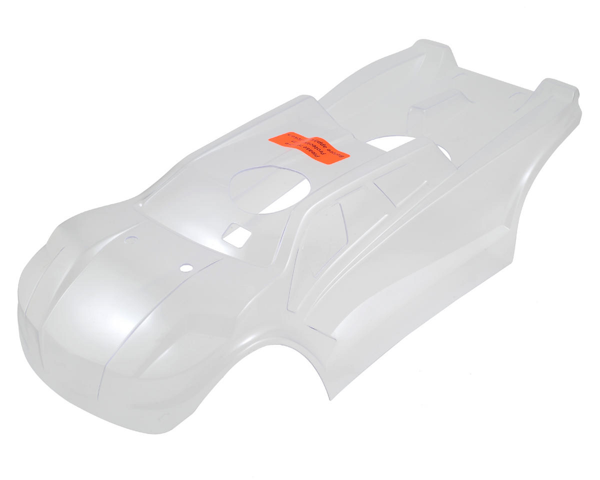 Team Losi Racing 8IGHT-T 4.0 & 3.0 Truggy Body Set (Clear) | relatedproducts