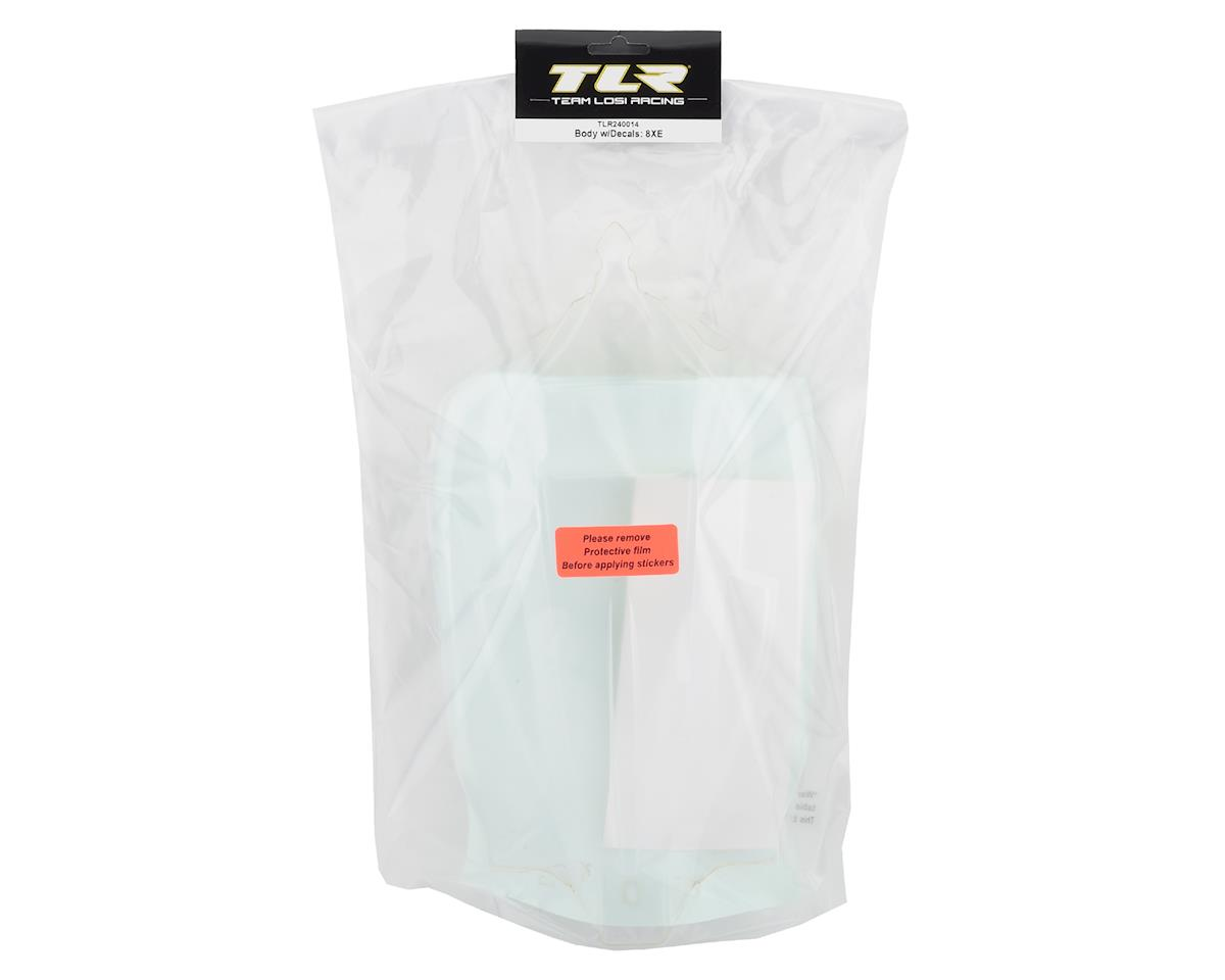 Image 3 for Team Losi Racing 8IGHT-XE 1/8 Electric Buggy Body (Clear)