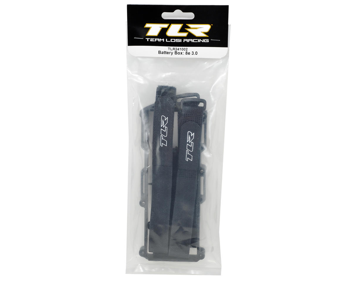 Team Losi Racing Battery Box Set