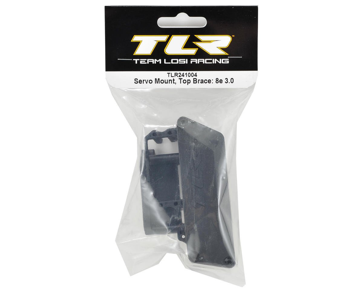 Team Losi Racing Servo Mount & Top Brace