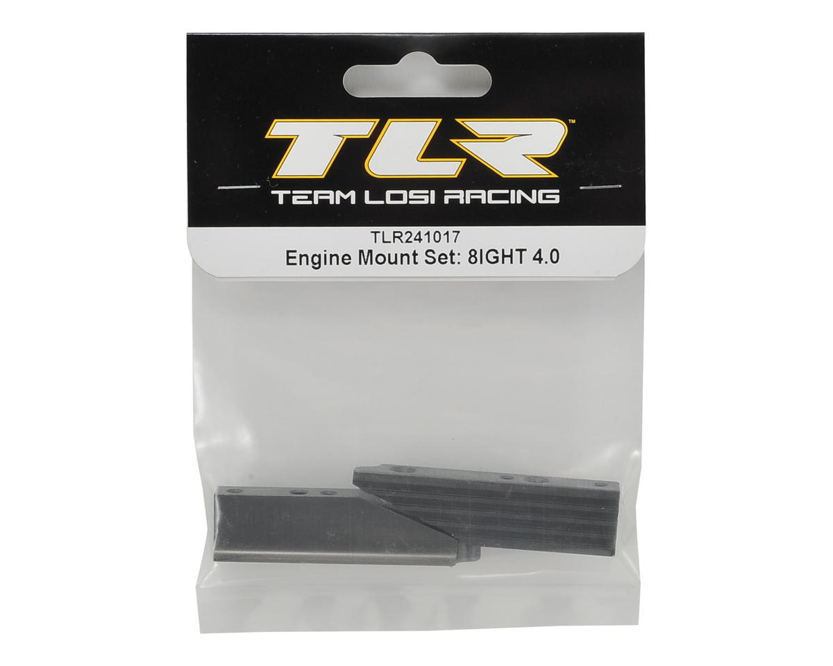Team Losi Racing 8IGHT 4.0 Engine Mount Set