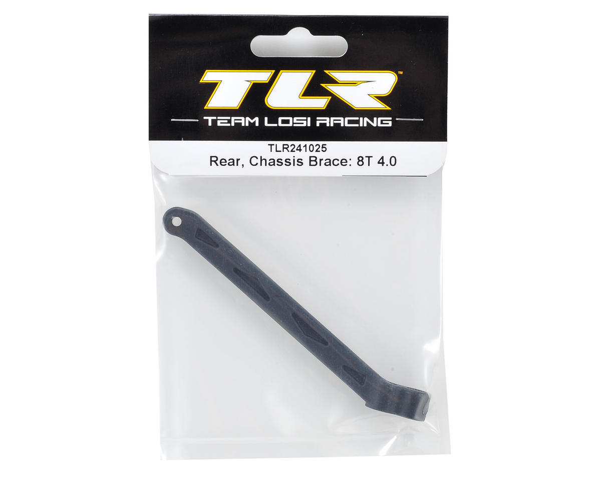 Team Losi Racing Rear Chassis Brace