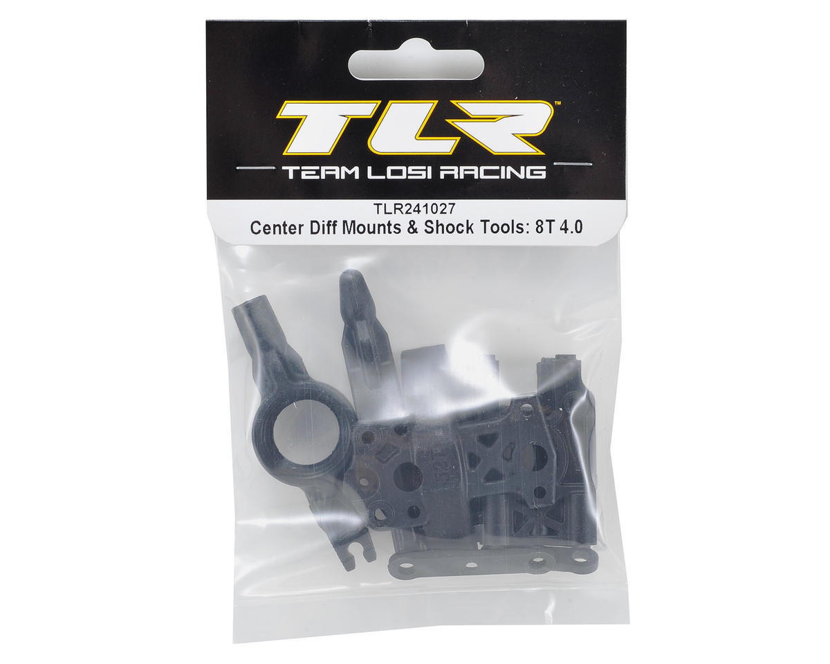 Team Losi Racing Center Diff Mounts & Shock Tools