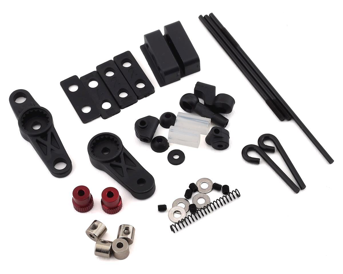 Team Losi Racing 8IGHT-X Throttle/Brake Linkage Set | relatedproducts