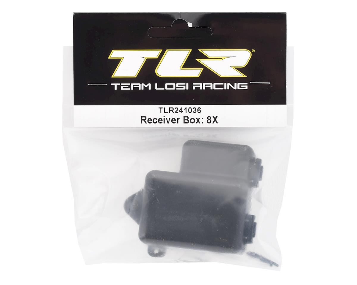 Team Losi Racing 8IGHT-X Receiver Box