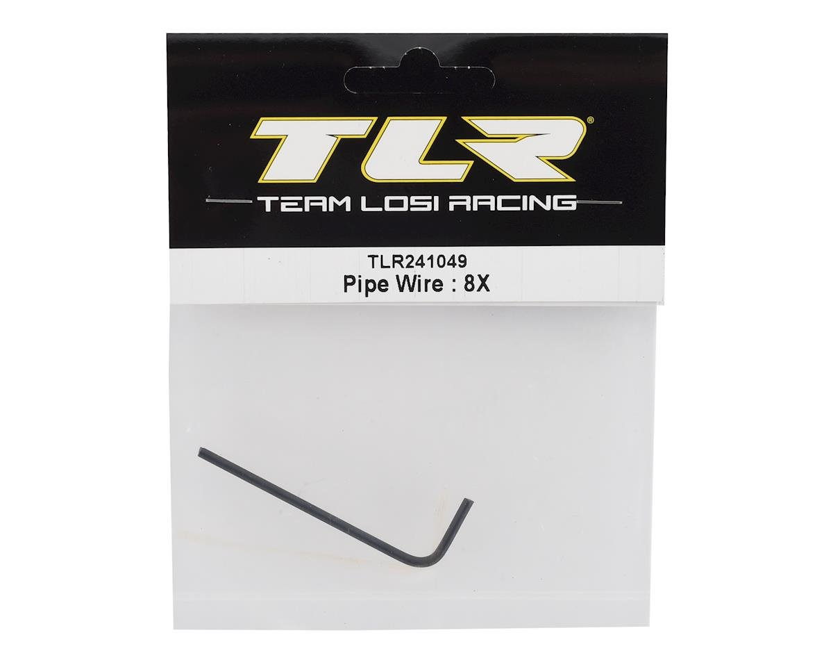 Team Losi Racing 8IGHT-X Pipe Wire
