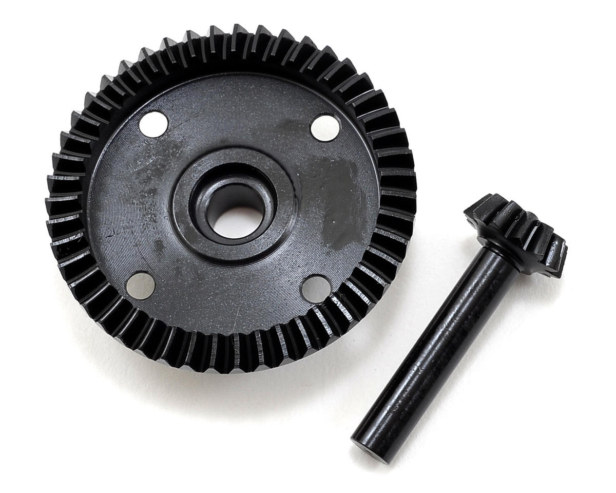 Team Losi 8IGHT RTR Racing 8IGHT-T 3.0 Front Ring & Pinion Gear Set