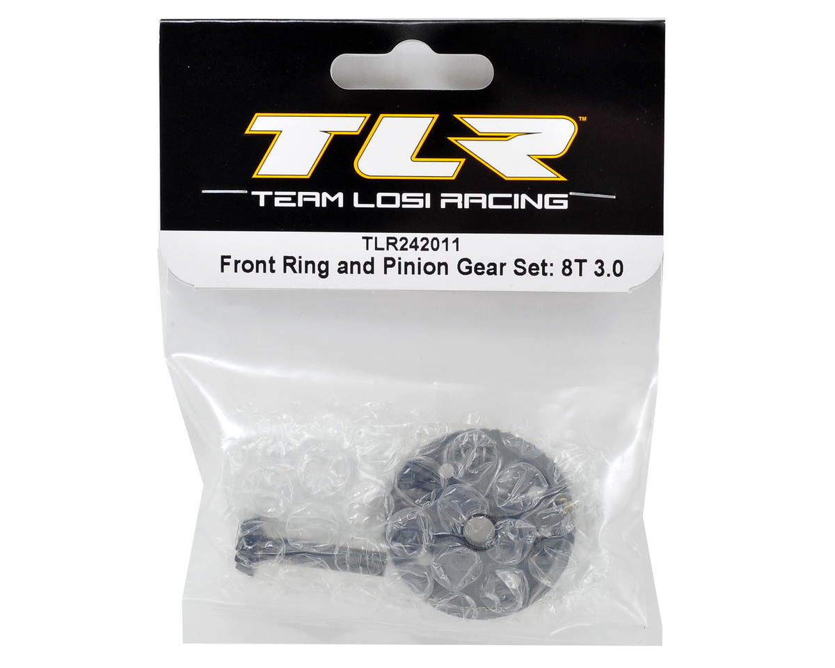 8IGHT-T 3.0 Front Ring & Pinion Gear Set by Team Losi Racing