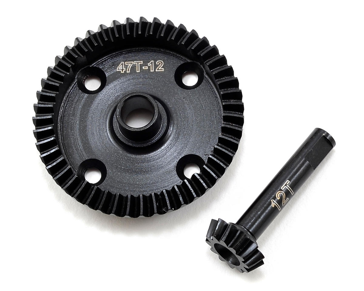 Team Losi 8IGHT-T 3.0 Racing Rear Ring & Pinion Gear Set